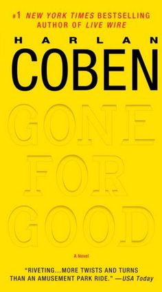 Good book but you cant go wrong with any Harlan Coben book.