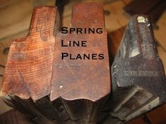 I show a describe Spring Line planes. Also know as Sprung Planes. I also give my 4 year old grandson his first real plane, a number Wooden Plane, Spring Line, Old Tools, Ranger, Planes, Give It To Me, Woodworking, Traditional, Airplanes