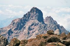 Monte Cinto, Korsika