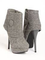 #cute winter heels