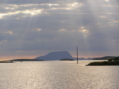 Clew Bay at sunset