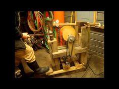 Homemade DaVinci Cam Helve Hammer - YouTube