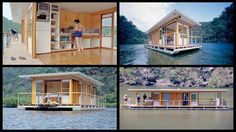An architect's view of house-boating…