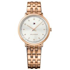 Tommy Hilfiger 1781760 ladies watch from the Sloane Collection  #TommyHilfiger #TommyHilfigerWatch #Watch #Hilfiger