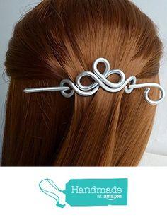 Silver Wedding Hair Slides With Stick, Hair Barrette,Scarf pin,Sweater brooches. from wandahandmade https://www.amazon.com/dp/B01GDKN250/ref=hnd_sw_r_pi_dp_g.5txbJC1TRXK #handmadeatamazon