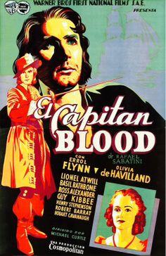 'Captain Blood' (1935) ...