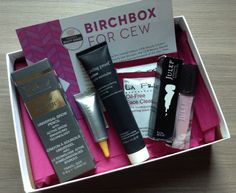 Birchbox CEW Box Review - Prestige Limited Edition Box | My Subscription Addiction