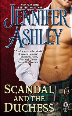 Book Reviews | Open Book Society | SCANDAL AND THE DUCHESS (MACKENZIES & MCBRIDES, BOOK #6.5) BY JENNIFER ASHLEY: BOOK REVIEW