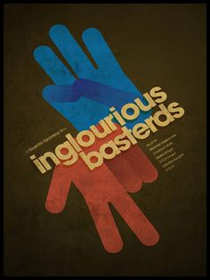 Inglorious Basterds; brutally incredible film