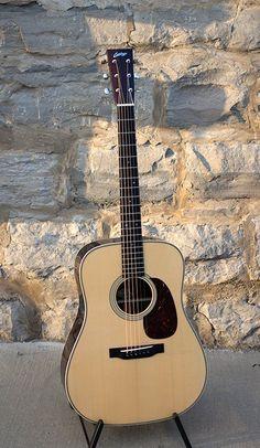Collings D-2HBrA VN Acoustic Guitar