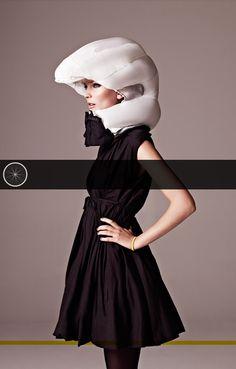 The future of bike helmets for urban riders.