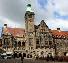 Chemnitz, Germany-where my great grandmother was born