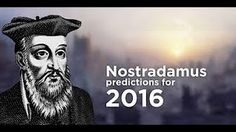 // Michel de Nostredame (aka Nostradamus) was born in France in century. He predicted numerous tragic events through history like the rise of Hitler, the assassination of the Kennedy brothers, the defeat of Napoleon as well as the theorist attack on. Nostradamus Predictions, Future Predictions, Only Believe, Interesting History, Smart People, Natural Cures, 16th Century, Change The World, Videos