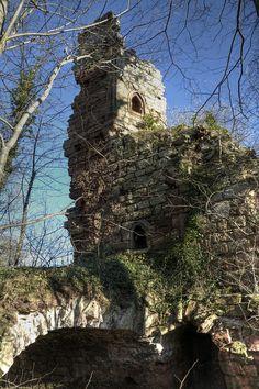 Yester Castle, East Lothian, Scotland -Visitable