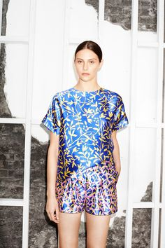 Peter Pilotto | Resort 2015 Collection | Style.com