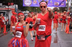 2012 Red Dress Run Recap (Photos)