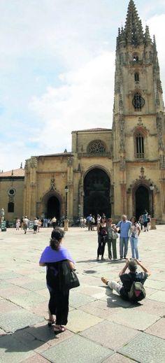 Catedral de Oviedo, Asturias