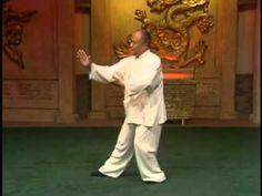 Yang Zhenduo  Yang Style Taijiquan 103 form - Part 1