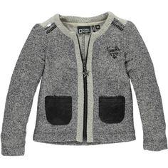 seneca girls mid jacket semi