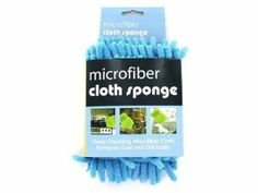 "Microfiber cloth sponge - Pack of 24 by Bulk Buys. $35.52. Height: 11. Length: 11. Width: 11. Great Gift Idea.. Dimensions:. This microfiber sponge is great for deep cleaning and dusting. The microfiber removes dust and dirt easily. Simply use dry or add a bit of water for deeper cleaning. Sponge can be machine or hand washed without bleach or fabric softener. Sponge measures 4"" x 5"". Dimensions:. Length: 11. Height: 11. Width: 11"
