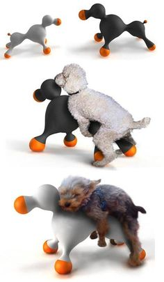 Toys for Dogs. Someone ACTUALLY designed this!!! I CANNOT stop laughing!!!!!   Just Wrong.....
