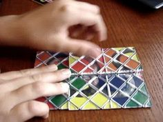 How to solve a Rubik's Magic (Beginner's Method) - http://www.thehowto.info/how-to-solve-a-rubiks-magic-beginners-method/