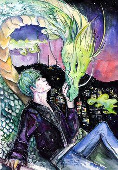 Suga BTS   Green Shadow by SakuTori.deviantart.com on @DeviantArt