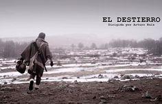 El destierro. Película dirigida por Arturo Ruiz sobre la Guerra Civil Española. España, cine español