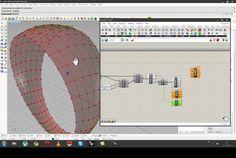 Creating a ring, using Grasshopper