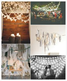 The Art of Draping | Wedding Decor