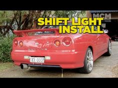 How To Install A Shift Light - YouTube