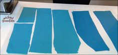 Blue ombre modeling chocolate sheets for cake decorating Square Wedding Cakes, Wedding Cake Designs, Modeling Chocolate Recipes, Bling Cakes, Royal Icing Flowers, How To Stack Cakes, Cold Cake, Chocolate Roll, Ombre Cake