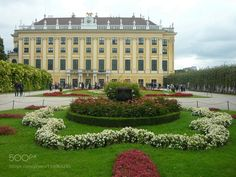 Schönbrunn Castle park by helena50 from http://500px.com/photo/193064295 - Schönbrunn Castle park  In Vienna the park is more beautiful than this Schönbrunn. In summer you can see blossoming flowerbeds around which by tourists from all over the world. It is impossible to miss the garden which lies in the eastern part of the palace. Only a few people know that this part of the garden is just a few meters above the cellar court cuisine. Schönbrunn Palace is one of the most visited places in…