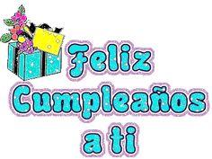 Imágenes para Crear Firmas: Cumpleaños en Español