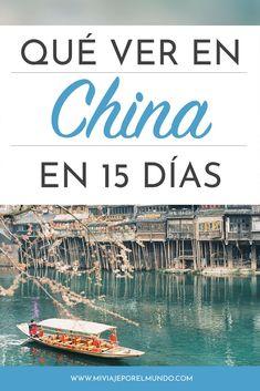 Si planeas tu viaje a China ¡este artículo es para ti! Haz clic aquí para encontrar los mejores puntos para visitar en China en un viaje de 2 semanas. Incluye: qué ver en China, qué hacer en China, itinerarios por China, cómo moverse, dónde hospedarse en China, ciudades de China y mucho más! | Viajar a China | Viajar a Asia | Viajar por el mundo #tipsdeviajes #asia #china #queverenchina #viajaachina China Destinations, China Travel Guide, Summer Palace, Beijing, Where To Go, Places To Travel, New York Skyline, Adventure, Voyage