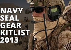 ACE Gear Gallery: Navy SEAL Gear 2013