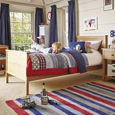 Columbus Bed - All Children's Beds - Beds & Mattresses - gltc.co.uk