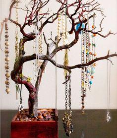 jewelry branch holder