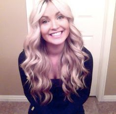 CARA LOREN: Wavy Curls Tutorial