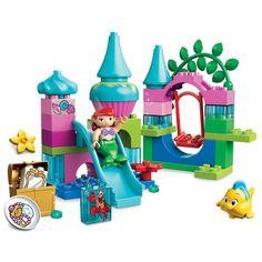 Lego Duplo Ariel's Undersea Castle (10515)