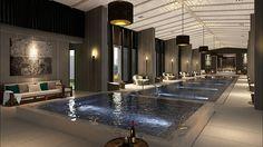 Denniston's Jean-Michel Gathy designs Park Hyatt Sanya Sunny Bay Resort