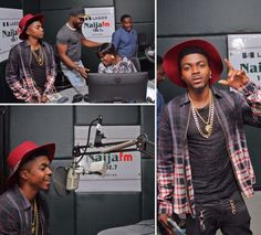 ShowCaseIt: Skiibii Dies,Fast rising Five Star Music artist Sk...