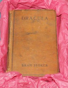 Dracula 1927 Edition