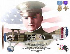 Flying Ace Lt. Frank Luke Jr. Beautiful eyes!