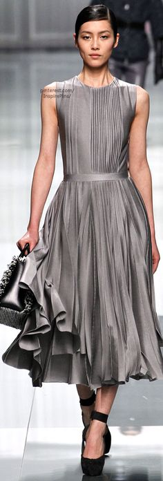Just saw this fabric yesterday and now I see what can be done with it. Dior FW2012 #PurelyInspiration