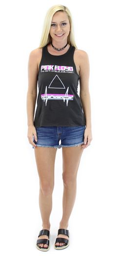 chaser | dark side of the moon graphic tank