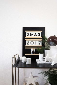 114 besten deko weihnachten minimalistisch schlicht bilder auf pinterest in 2018. Black Bedroom Furniture Sets. Home Design Ideas