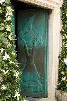 Carved Door by Tom Brophy, via Flickr, Montenegro