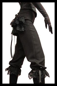 c0ba602de THE LADY APPRENTICE Steampunk Corset Breeches