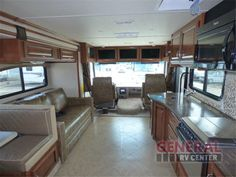 New 2015 Fleetwood RV Bounder Classic 34B Motor Home Class A at General RV | Mt Clemens, MI | #109031